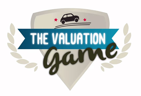 Car valuation game