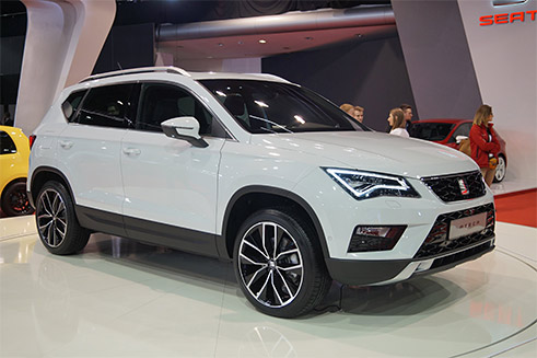 new seat ateca review we want any car. Black Bedroom Furniture Sets. Home Design Ideas