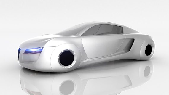 Cars of the future 2050  Here's what we think they could