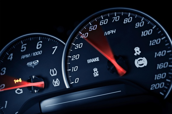 Car speedometer: How fast are you really going? | We Want Any Car