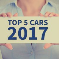 top 5 new cars for 2017