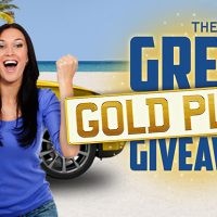 The Great Gold Plated Giveaway