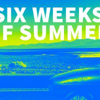Spotify Six Weeks of Summer