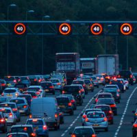 What is a smart motorway?