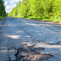 IAM RoadSmart say pothole fund isn't enough