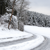 Stay safe in snowy driving conditions