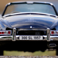 Iconic cars from TV and film