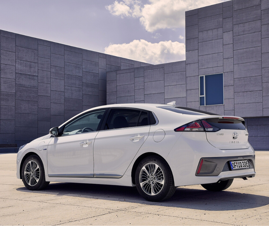 Hyundai IONIQ Affordable electric cars