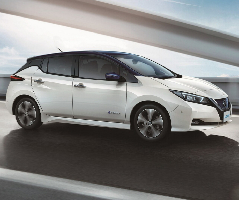 Nissan LEAF Affordable electric cars