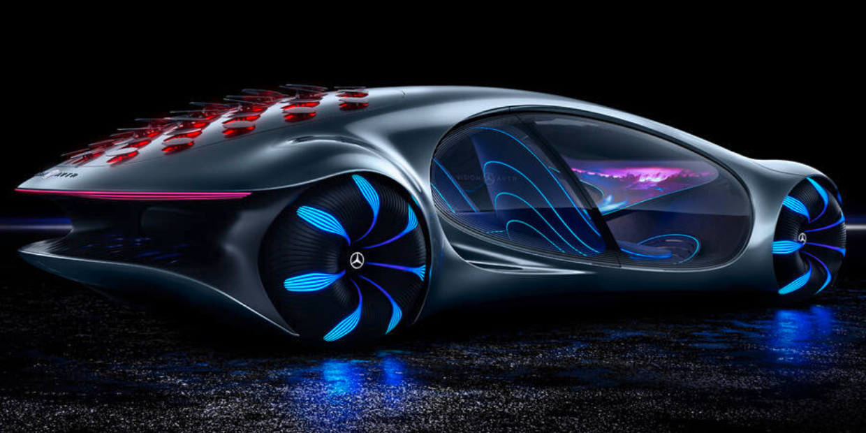 Crazy Future Cars