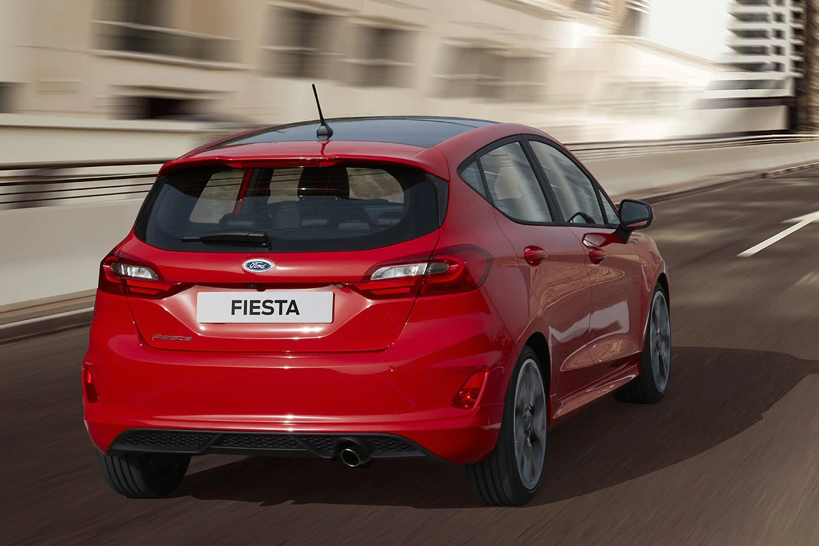 Ford Fiesta Review 2020