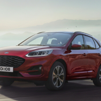 Ford Kuga 2020 Review