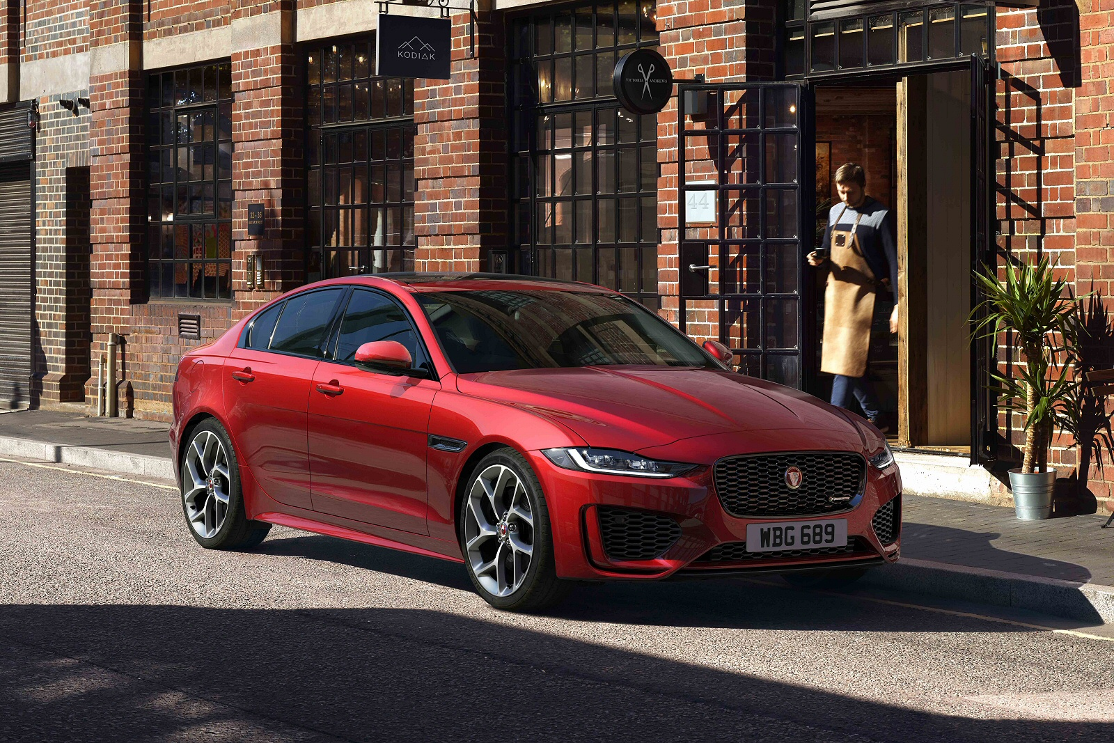 4 of the best executive saloon cars 2020